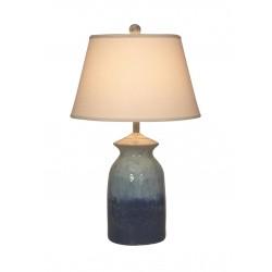 Bahama Short Pottery Table Lamp