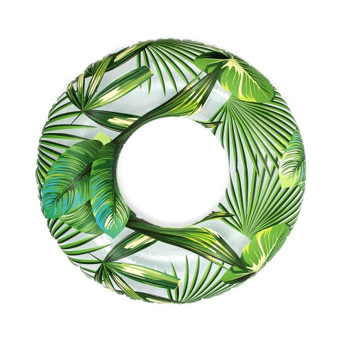 Giant Inflatable Pool Float Toy - Palm Leaf