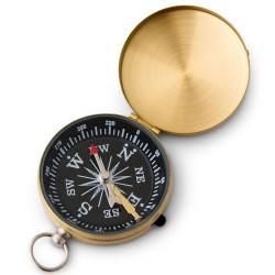 Gold Compass Wedding Favor (6)I