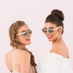 Wedding Party Pinhole Sunglasses - Bach Bash