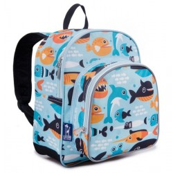 Big Fish 12 Inch Backpack