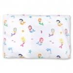 Mermaids Microfiber Pillow Case